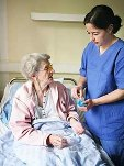 "Nursing Home or Live In for Alzheimer""s Patient Care"